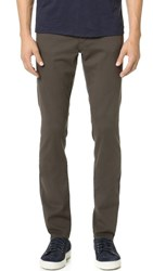 Vince Essential 5 Pocket Soho Twill Jeans Grey