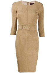 Stouls Paola Dress Brown