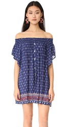 Faithfull The Brand Deia Dress Gypsy Print