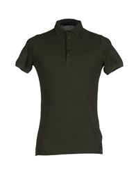 Hamaki Ho Topwear Polo Shirts Men Dark Blue