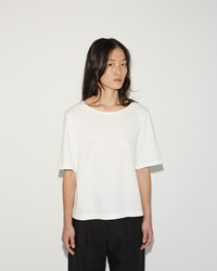 Moderne Drafting Tee White