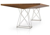 Modloft Curzon 102 Inch Dining Table