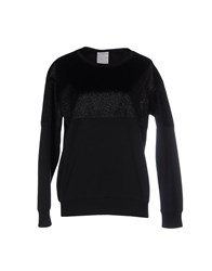 Luxury Fashion Sweatshirts Black