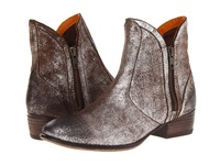 Seychelles Lucky Penny Pewter Suede Women's Zip Boots