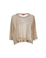 Jacob Cohen Jacob Coh N Sweaters Khaki