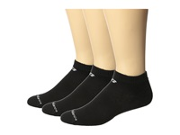 New Balance Cotton Low Cut 3 Pack Black Low Cut Socks Shoes