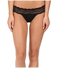 B.Tempt'd B.Adorable Thong Night Women's Underwear Black
