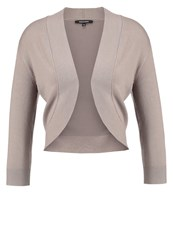 More And More Cardigan Soft Taube Taupe