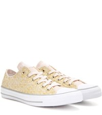 Converse Chuck Taylor All Star Ox Sneakers Beige