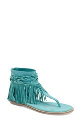 Women's Coconuts By Matisse 'Juno' Sandal Turquoise
