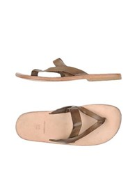 Moma Footwear Thong Sandals Women