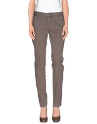 40Weft Trousers Casual Trousers Women Dove Grey
