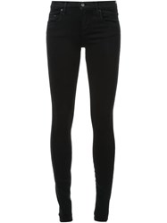 Nobody Denim 'Geo' Skinny Jeans Black