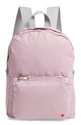State Bags The Heights Mini Lorimer Nylon Backpack Pink Dawn Pink