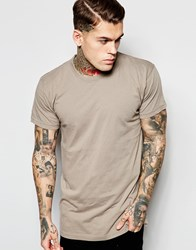 American Apparel Washed T Shirt Pewter