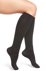 Nordstrom Women's Compression Trouser Socks Black