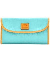 Dooney And Bourke Patterson Continental Clutch Calypso