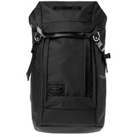 Master Piece Potential Leather Trim Backpack Black