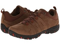Columbia Peakfreak Nomad Plus Waterproof Umber Gypsy Men's Shoes Brown