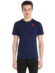 Kappa Authentic Ziman Slim Fit Jersey T Shirt