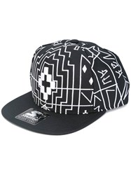 Marcelo Burlon County Of Milan Starter Salomon Cap Black