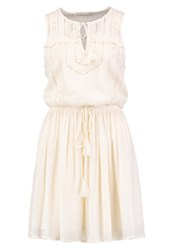 Abercrombie And Fitch Summer Dress White