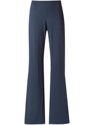 Lygia And Nanny Flared Trousers Blue
