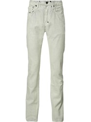 Prps Slim Fit Jeans White
