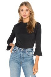 Lucca Couture Annika Top Black
