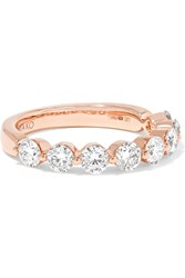 Anita Ko 18 Karat Rose Gold Diamond Ring