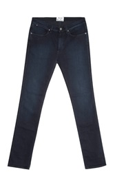 Acne Studios Max Straight Jeans Blue