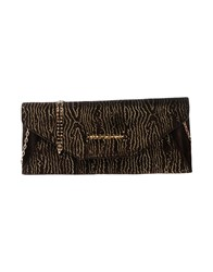 Dibrera By Paolo Zanoli Handbags Dark Brown