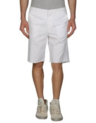 Band Of Outsiders Bermudas White