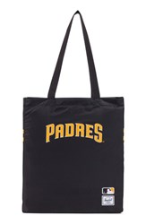 Herschel Supply Co. Packable Mlb National League Tote Bag Brown San Diego Padres