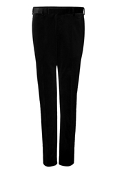 Baldessarini Stretch Cotton Puerto Montt Pants In Black