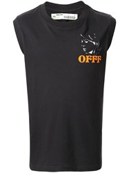 Off White Offf Print Tank Top 60