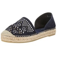 John Lewis Collection Weekend By Limoux Two Part Espadrilles Navy