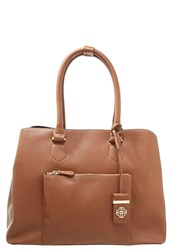 Wallis Lucy Tote Bag Tan Black