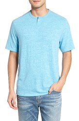 Tommy Bahama Men's Big And Tall Sunday's Best Henley T Shirt