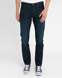 Denim And Supply Ralph Lauren Blue Wash Orleigh Slim Fit Jeans