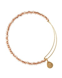 Alex And Ani Sea Bead Expandable Wire Bangle
