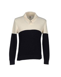Grp Knitwear Jumpers Men Blue