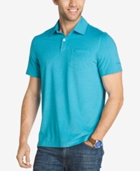 Izod Men's Stretch Performance Polo Caneel Bay