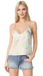 Free People Jackson Washed Cami Neutral