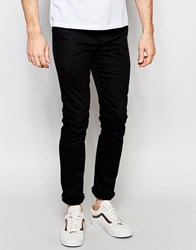 Dickies 803 Work Pant Chino In Skinny Fit Black
