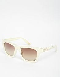 Juicy Couture Sunglasses White