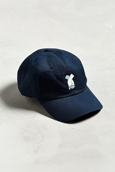 Urban Outfitters Love Simon Dad Hat Navy