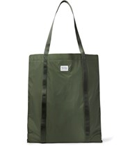 Norse Projects Nylon Ripstop Tote Bag Army Green