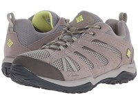 Columbia Dakota Drifter Tusk Sunnyside Women's Shoes Gray