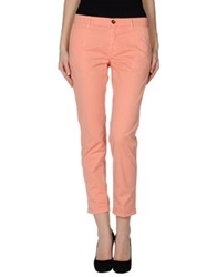 Pence Casual Pants Salmon Pink